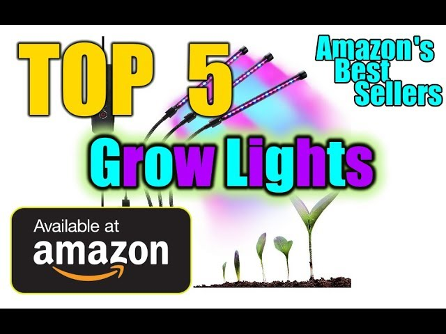Grow Lights Amazon Best Sellers Best Plant Growing Light Fixtures Amazon com – Grow Lights