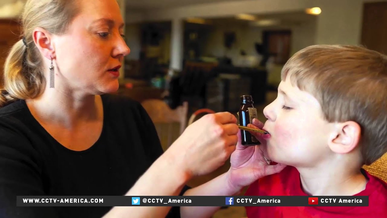 Cannabis oil may reduce epileptic seizures in children – study
