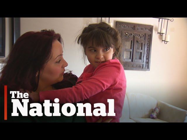 Mom treats epileptic daughter with cannabis oil