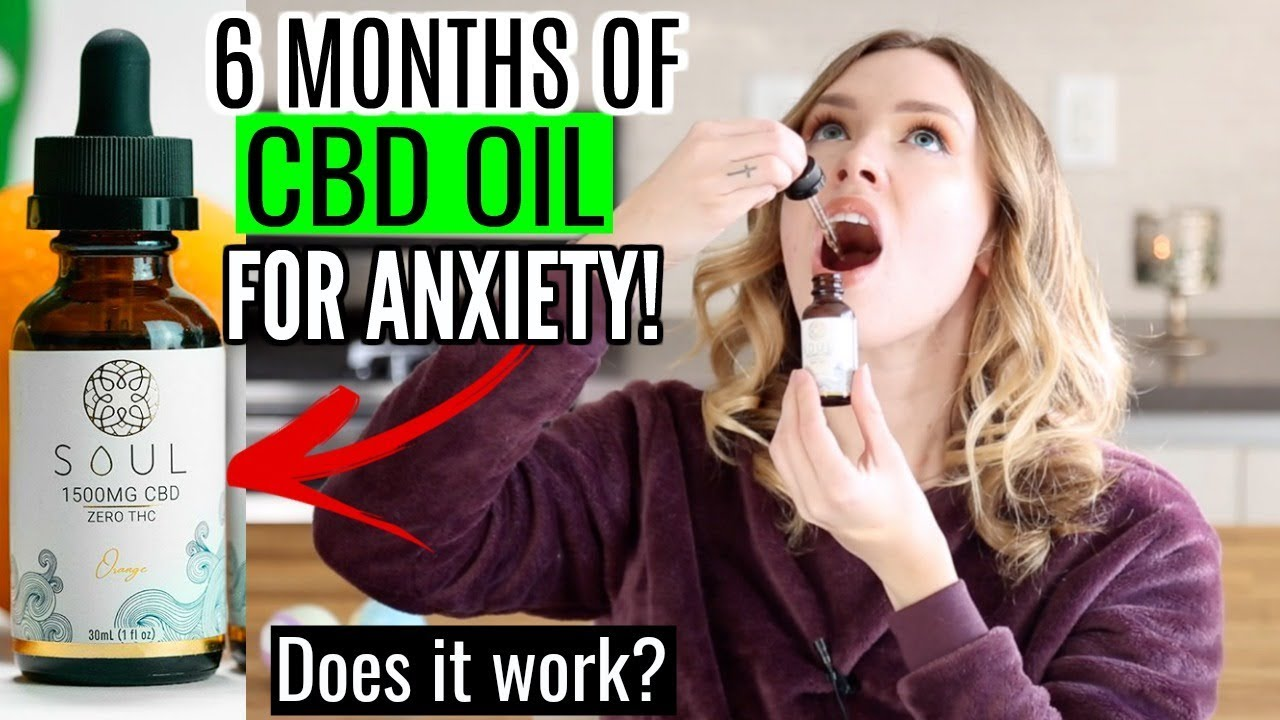 The BENEFITS of CBD Oil For Anxiety! | 6 Months On CBD! Side Effects?