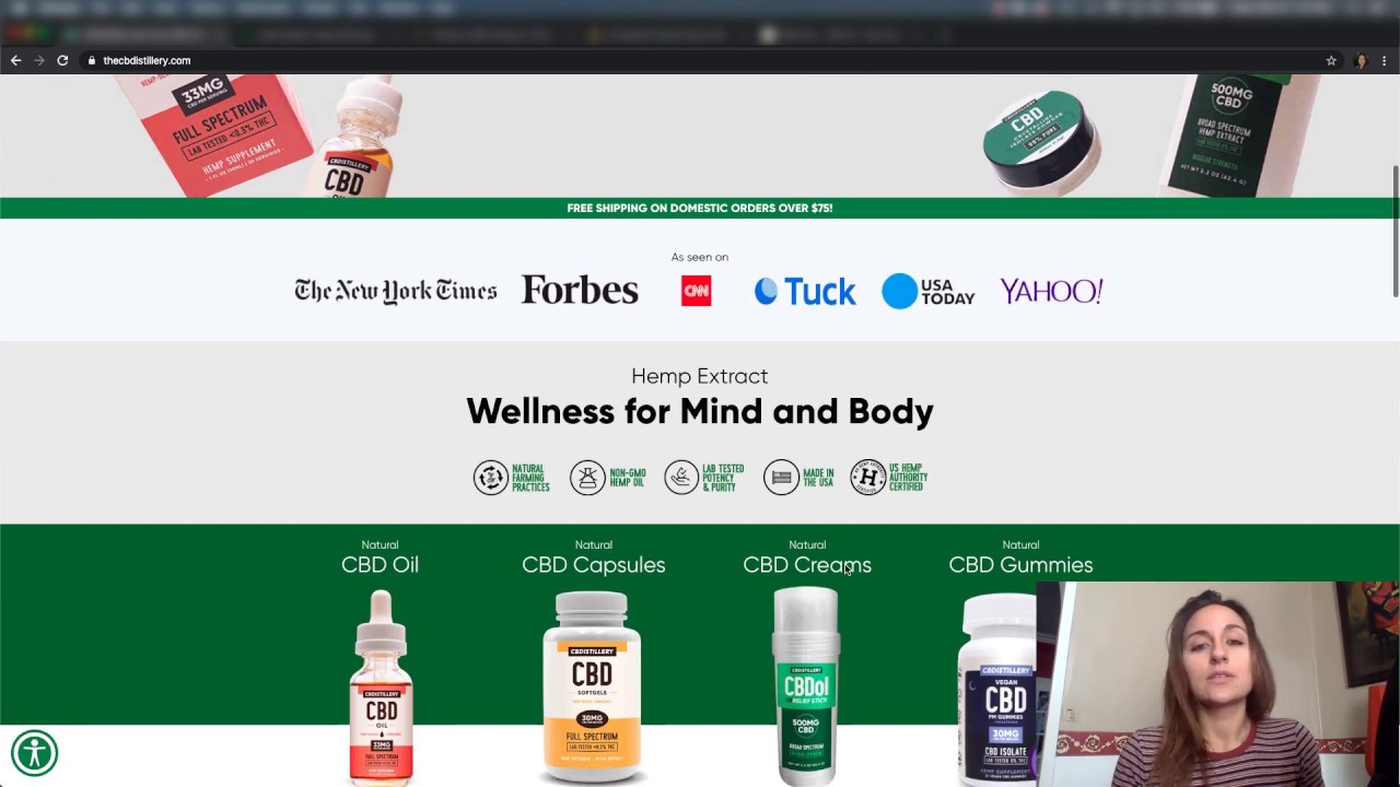 Best CBD Oil for Anxiety, Pain and Stress Relief (2020) The Best CBD Oil you NEED to Try!