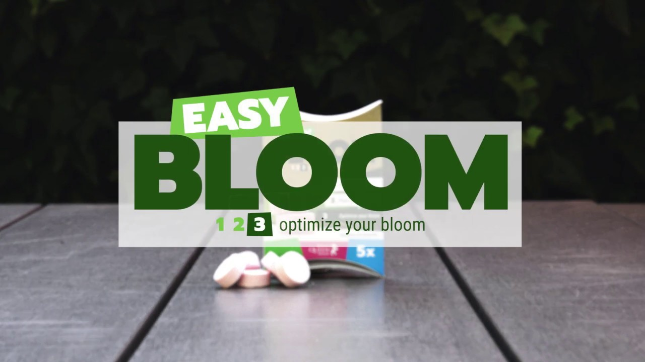 Easy Bloom Booster Tablet [ Organic Cannabis nutrition]