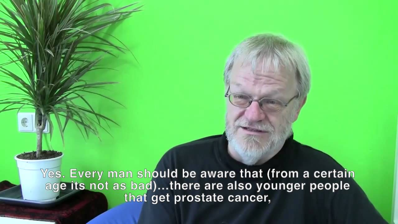 Prostate cancer patient symptom free after using Cannabis Oil