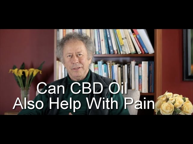 Can CBD Oil Also Help With Pain?