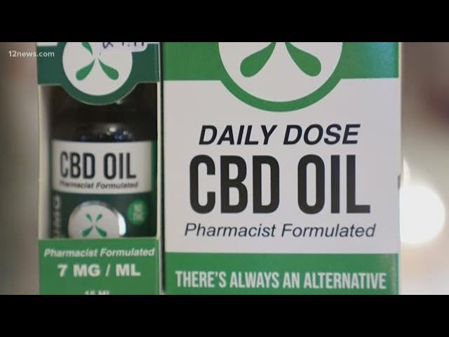 TSA changes policy on traveling with CBD oil