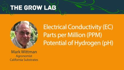Understanding EC, PPM and pH of Nutrients