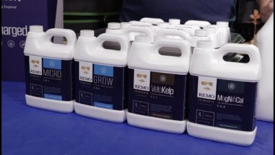 Home Grow Series – How To Mix Remo Nutrients