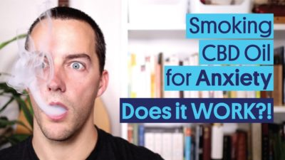 CBD Oil for Anxiety – UNEXPECTED Effects and Benefits