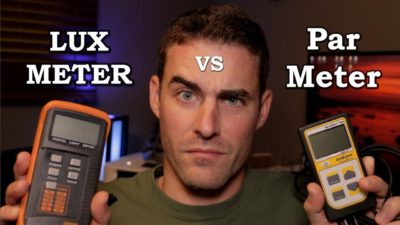 LUX vs PAR Meter | Can You Use a Lux Meter with Grow Lights?