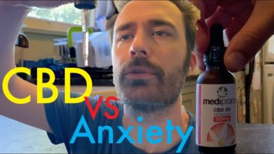 I Tried CBD Oil for a Week to See if It Would Cure My Anxiety | The Layman
