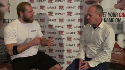 My CBD Oil Story With Impact – Ep3 | James Haskell
