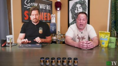 Grow Talk 657 Cannabis Nutrition, Terpene Loss From Heat, Microgrowing, & Cooling A Tent