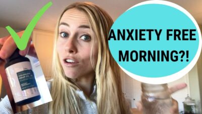 MY ANTI-ANXIETY MORNING ROUTINE: CBD Oil, Workouts + Coffee