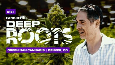 America's First Pot Cafe – Deep Roots at Green Man Cannabis