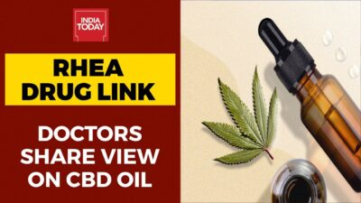 Rhea Chakraborty Drug Link: Doctors Share Their Views On CBD Oil? | India Today Exclusive