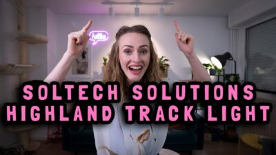 Soltech Solutions Highland Track Light review | Plant grow lights