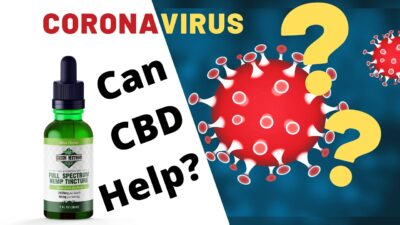 CBD Oil Review – Can CBD Oil Help COVID-19? Check out this new study!