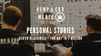 Deryn Blackwell describes his experience dealing with cancer and how Cannabis Oil saved his life!