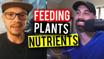 How to Feed Plants Bottled Nutrients Growing in Soil & Coco Coir! Let's discuss…