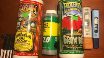 How to Feed Cannabis Plants – Mixing Fox Farms Nutrients Fast & Easy