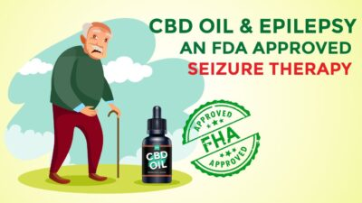 CBD Oil For Seizures And Epilepsy – An FDA Approved Therapy