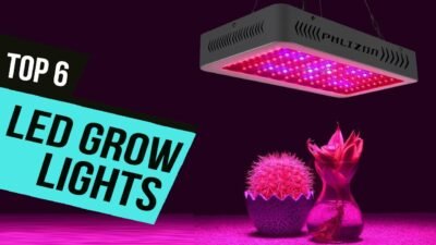 TOP 6: BEST LED Grow Lights [2020] | Light Strips For Vegetables & Houseplants | Unbox Daily 2020