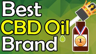 Why THIS is The BEST CBD Oil Brand In My Experience || CBD Oil Review